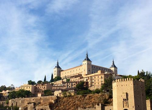 Cartolina da Toledo