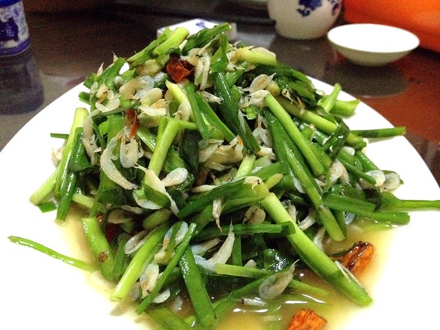 Stir-Fry Local Greens