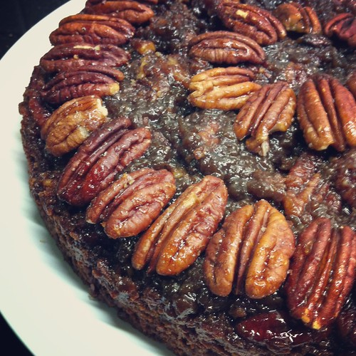 pecan brownie pie 4