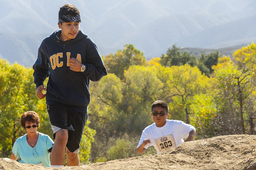All ages of runners in Temecula Valley's Old West Race November, 2013, by Crispin Courtenay, via Flickr