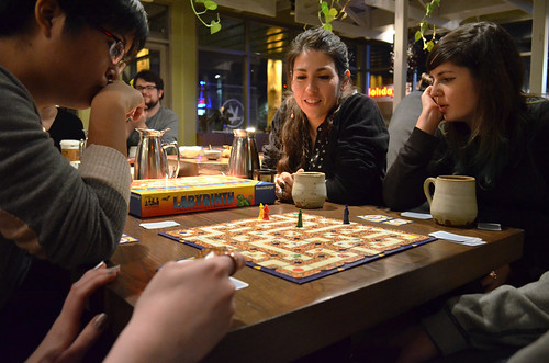 Game Night at Verdant Tea