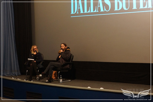 The Establishing Shot: DALLAS BUYERS CLUB QA WITH JARED LETO & MATTHEW MCCONAUGHEY HOSTED BY EDITH BOWMAN by Craig Grobler