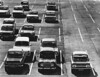 '70 parking lot somewhere in The Netherlands ☺! by Le Photiste