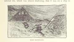 """British Library digitised image from page 113 of """"Through the Wilds. A record of sport and adventure in the forests of New Hampshire and Maine ... Illustrated, etc"""""""
