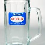 ベルギービール大好き!!【デ・ライク・スペシャルの専用グラス】(管理人所有 )