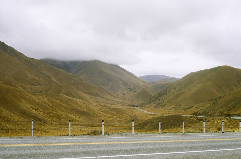 On the road / New Zealand
