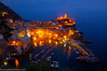 Vernazza at night by peteroshkai