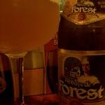 ベルギービール大好き!! アベイ・デ・フォレスト・ブロンド Abbaye De Forest Blond