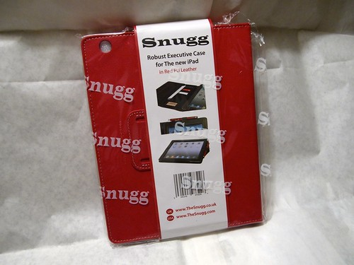 Review: Snugg iPad 3 Executive Case Cover and Stand - 02