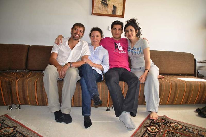 317 con Doña callada en casa de Rajo e Iman en Isfahan (15)