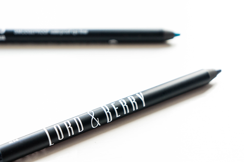 Lord & Berry Smudgeproof Eyeliner - Ocean | www.latenightnonsense.com