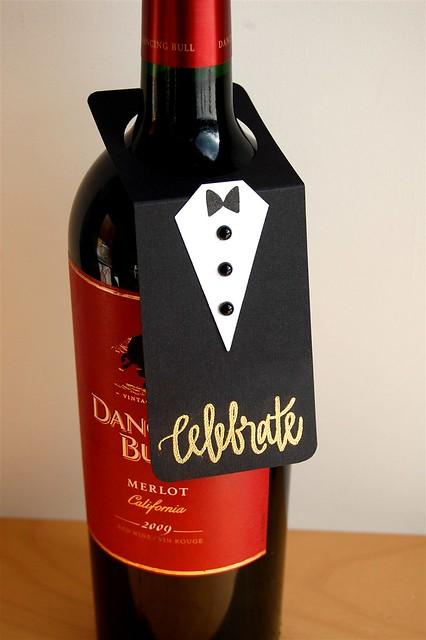 Bottle tag