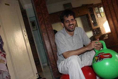 Nerjis Asif Shakir Shoots Her Dad by firoze shakir photographerno1