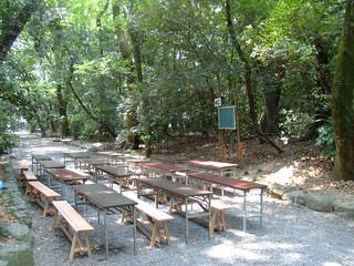 熱田神宮・課外教室
