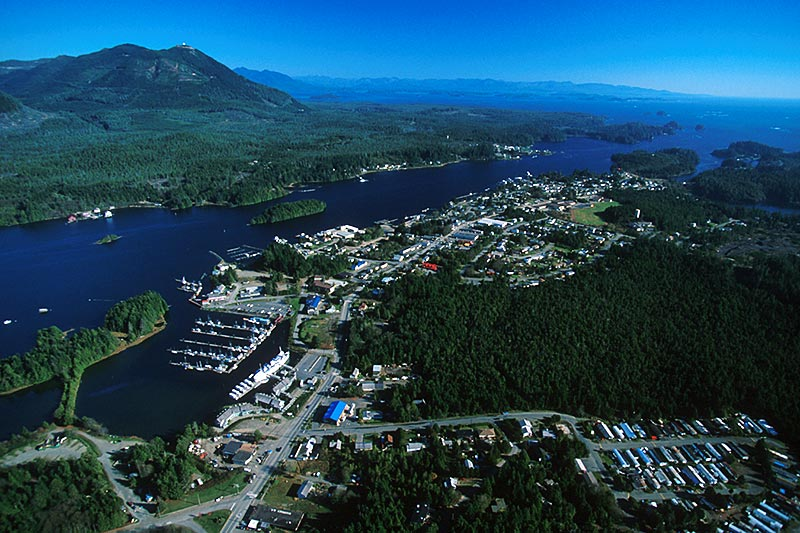 Ucluelet, West Coast Vancouver Island, British Columbia