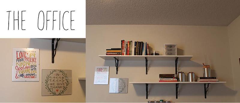 The Office Shelves