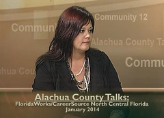 AC Talks FloridaWorks CareerSouth North Central Florida
