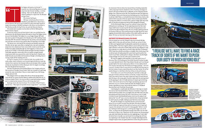 Desmond Louw car automotive photography feature in TopGear magazine South Africa dna photographers 14
