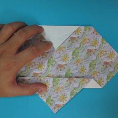 สอนวิธีพับกระดาษเป็นช้าง (แบบของ Fumiaki Kawahata) 025