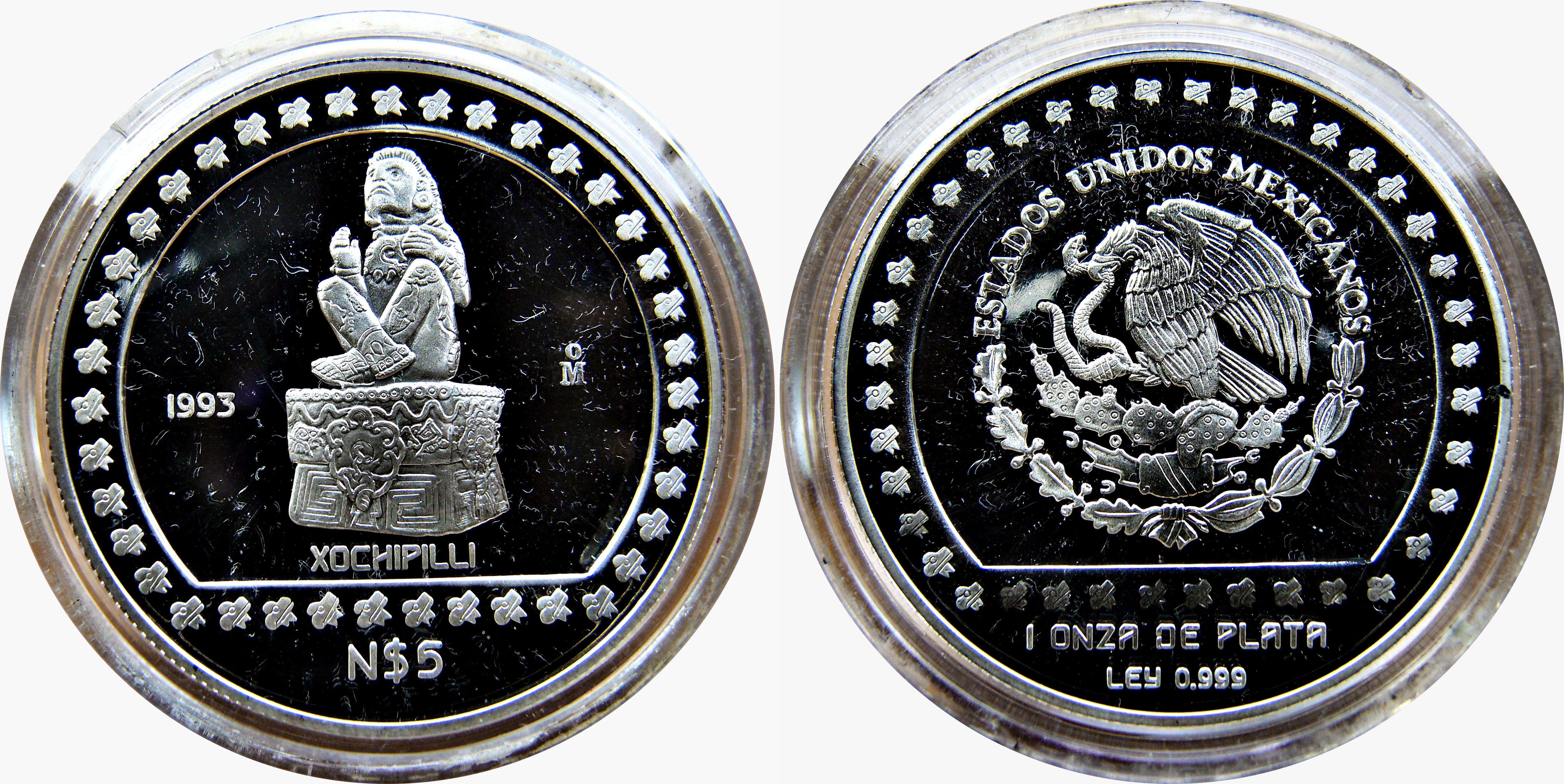 Colección Precolombina de onzas de plata del Banco de Mexico 12124234033_b3eefc4d9d_o