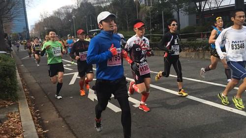 大阪ハーフマラソン2014