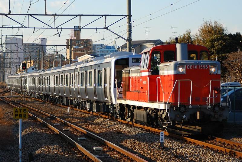 DE10-1556 + Nankai 8000 Series