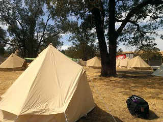 My weekend accommodations