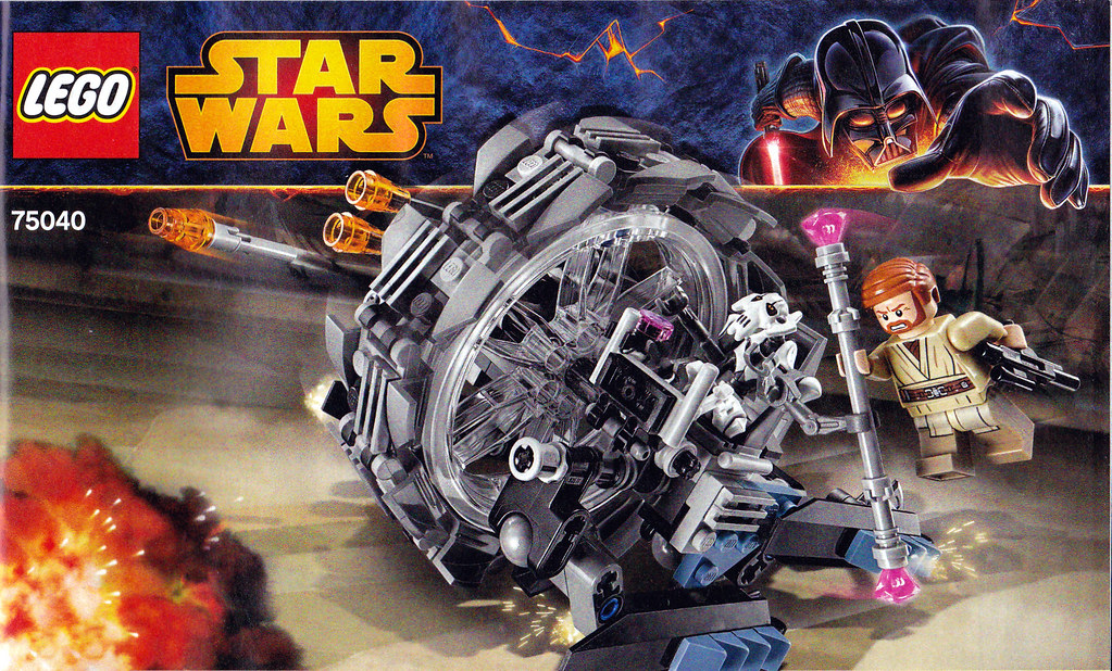 general grievous lego star wars