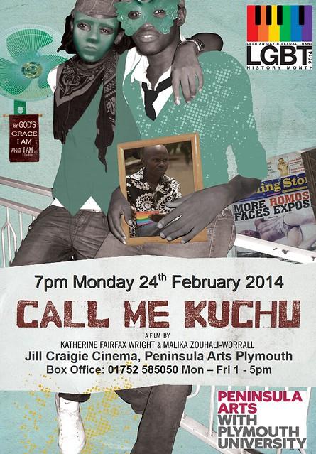 Call me Kuchu Poster