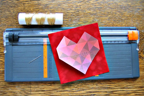 Stitching on Paper Supplies