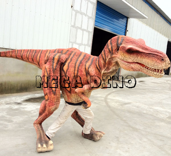 Animatronic Dinosaur Suit Business