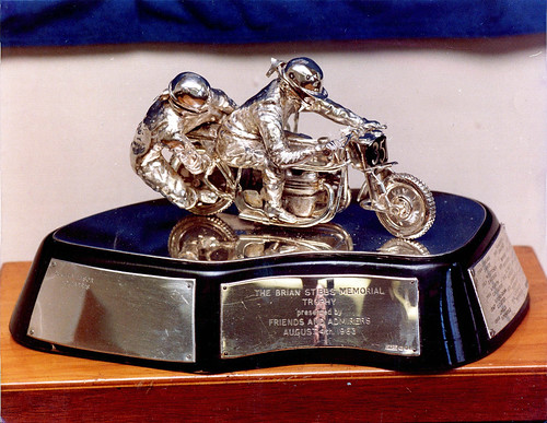 275- Brian Stibbs Memorial Trophy