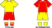 Uniforme Selección Fernandina de Fútbol