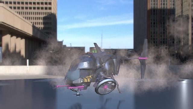 Helicopter Jpeg animation 1