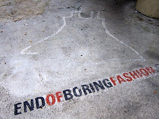 end of boring fashion