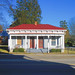 Old Duplex with a Red Roof, Powhatan County, VA