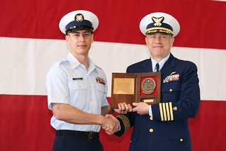 Coast Guard awards Coxswain of the Year | Coast Guard News