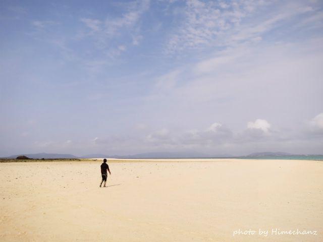 予想以上に大きかった浜島!