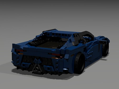 Prowler Radic - rear-ariel