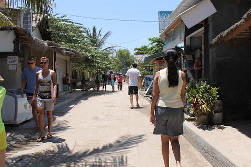 main street Gili T