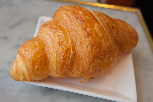 Croissant, Maison Kayser