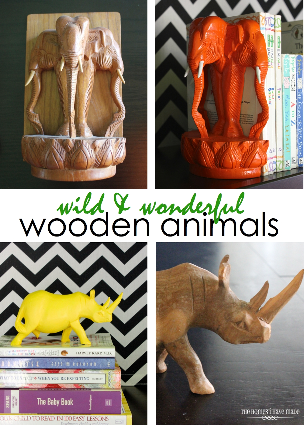 Wild Wooden Animals-010