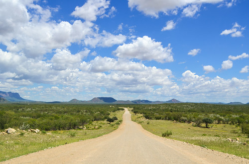 D3700 road, Namibia