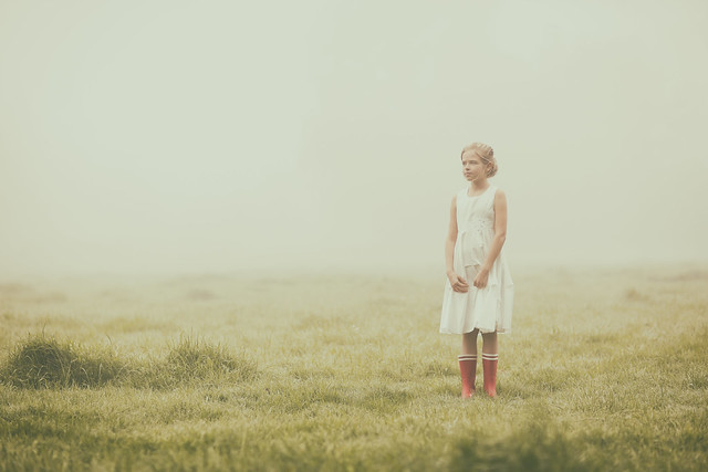 Marthe in the mist