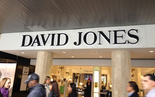 David Jones has been taken over by South African controlled Woolworths
