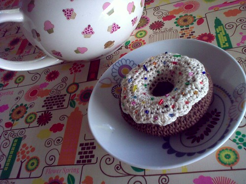 Pincushion Donut