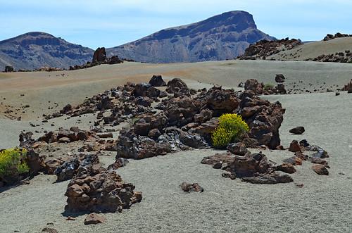 Minas de San Jose, Teide National Park, Tenerife
