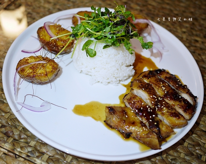 15 Jimolulu A Taste of Hawaii Paradise 新美式餐廳