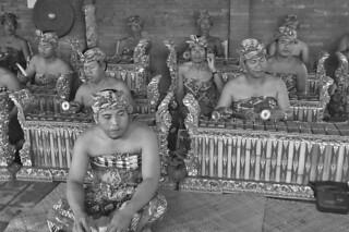 Bali - Balinese Musicians