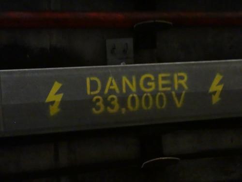 31 - 33,000 volts